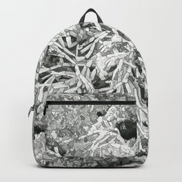 Beautiful coralline algae Backpack