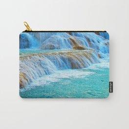 Aguazul Carry-All Pouch