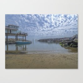 Tranquil. Canvas Print