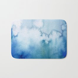 Blue Monday Bath Mat