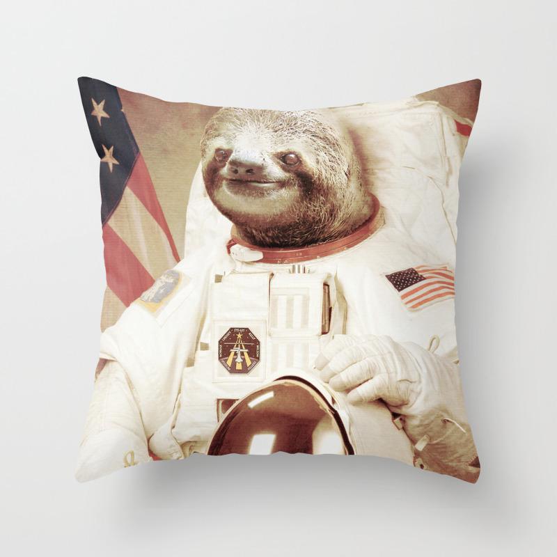 Sci-fi Throw Pillows | Society6