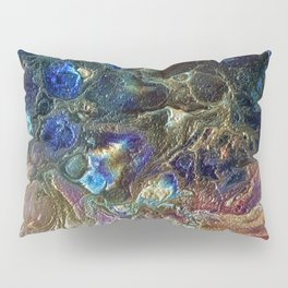 Currents 1 (Abstract Dachshund) Pillow Sham