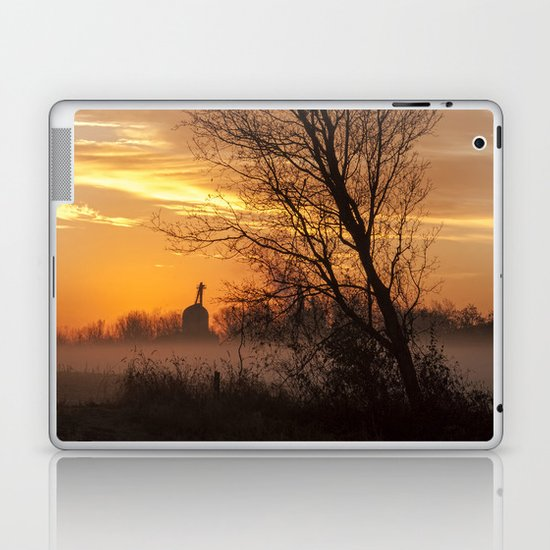 A New Day Dawning Laptop & iPad Skin