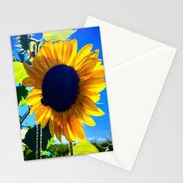 Gabriola Sunflower Stationery Cards