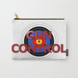 Target Gun Control Carry-All Pouch