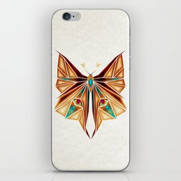 fox or butterfly?  iPhone Skin