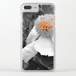 The Fire Within Clear iPhone Case
