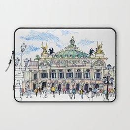 Palais Garnier, Paris Laptop Sleeve