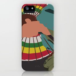 Firefly Kaylee Minimalist iPhone Case
