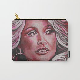 Dolly Parton in Pink Carry-All Pouch