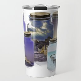 Bottled World Travel Mug