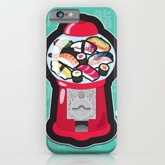 Gumball Sushi   ガチャ ガチャ 鮨 iPhone 6s Slim Case