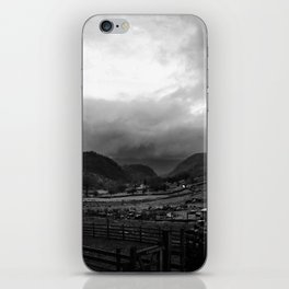 Country beholden iPhone Skin