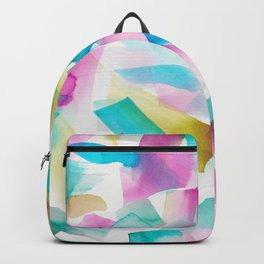 11     |200519 | Abstract Designs | Abstract Patterns | Watercolour Art Backpack
