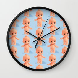 KewtiePie Wall Clock