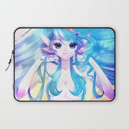 Daiya Aoi - Kalachuchi Laptop Sleeve