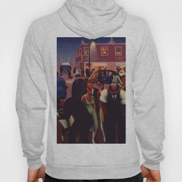 African-American 1934 Classical Masterpiece 'Black Belt' by Archibald Motley Hoody