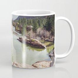 Animas River Colorado Coffee Mug