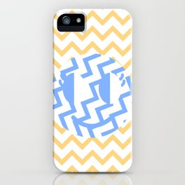 Hello Little Chevron  iPhone Case