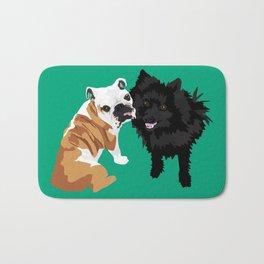 Bailey and Buddy Bath Mat