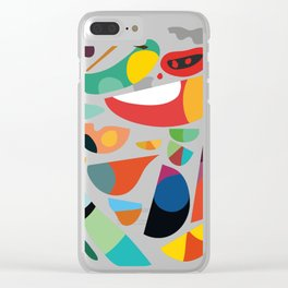 Still life from god's kitchen Clear iPhone Case