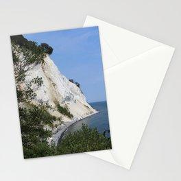 White Cliffs, Mons Klint, Denmark Stationery Cards
