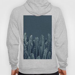 Blue Cacti Dream #1 #minimal #decor #art #society6 Hoody