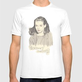 Winona Forever T-shirt