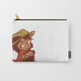 Chibi Were-McCree Carry-All Pouch