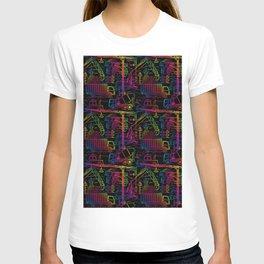 Rainbow Sprinkle Construction Site T-shirt