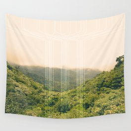 Divide Wall Tapestry
