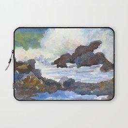 Sea Spray Laptop Sleeve