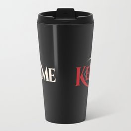 KELL ME v2 Dark Travel Mug