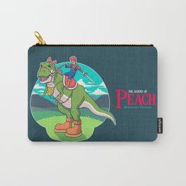 Mushroom Princess Carry-All Pouch