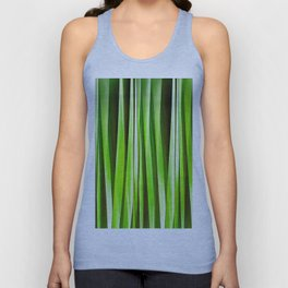 Tropical Green Riverweed Unisex Tank Top