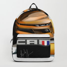 sports Collection & accessories - Camaro Monster Backpack