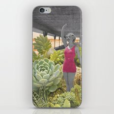 Plantes grasses iPhone & iPod Skin