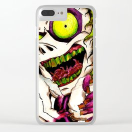 Betelgeuse Clear iPhone Case