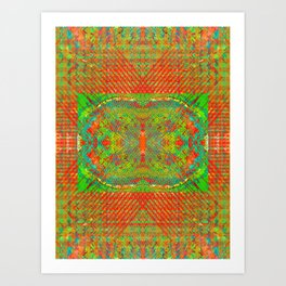 The Festival of the First Art Print
