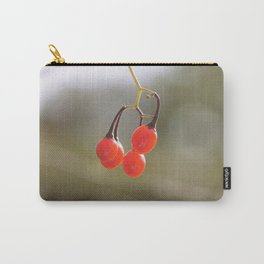 Fall Berries.  Carry-All Pouch