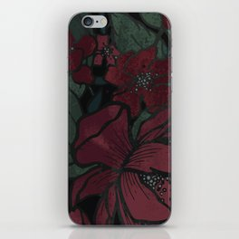 Rich Floral iPhone Skin
