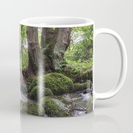 Romantic creek Coffee Mug