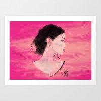 Mode Art Print