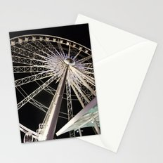 Wheeling Around Stationery Cards
