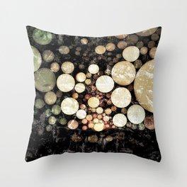 :: The Golden Hour :: Throw Pillow