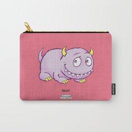 Blobhorn Carry-All Pouch
