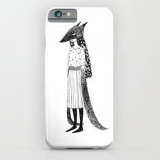 Wolf Mask iPhone 6s Slim Case