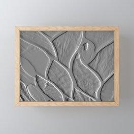 Complete Emboss Framed Mini Art Print