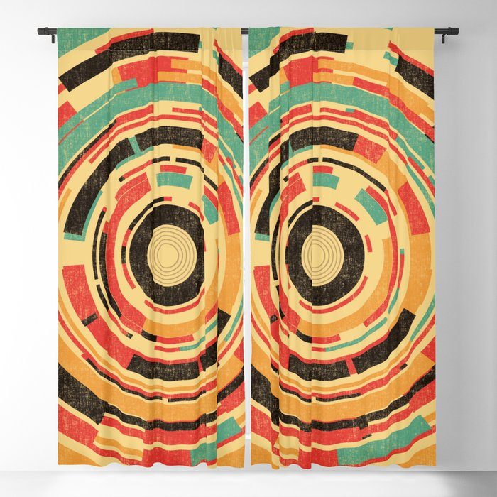 Space Odyssey Blackout Curtain