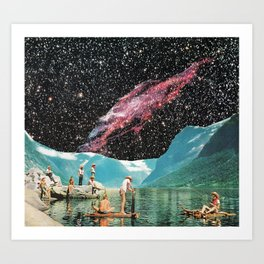 untitled 298 Art Print